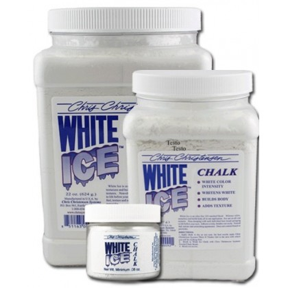 CCS White Ice Chalk