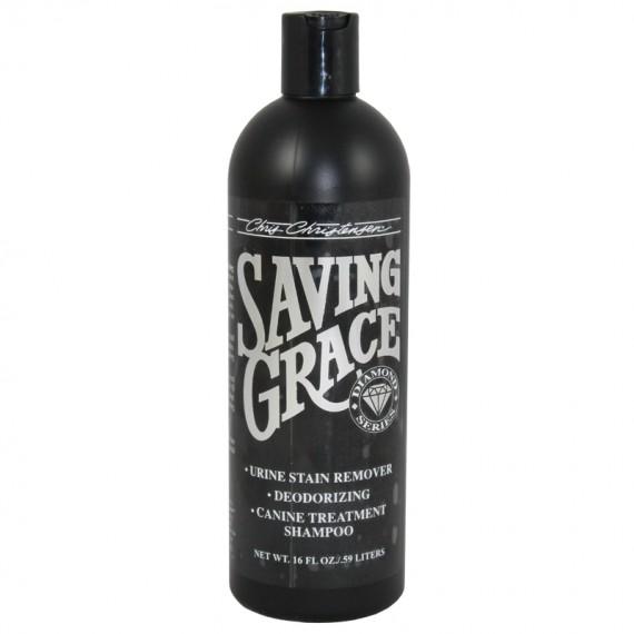 Chris Christensen Saving Grace Urine Stain Removing Deodorizing Treatment Shampoo