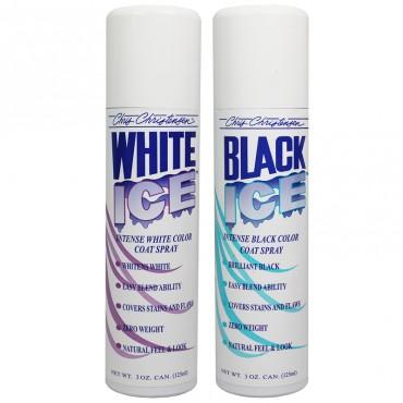 Chris Christensen White Ice Spray / Black Ice Spray formati