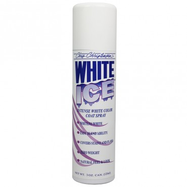 Chris Christensen White Ice Spray / Black Ice Spray white