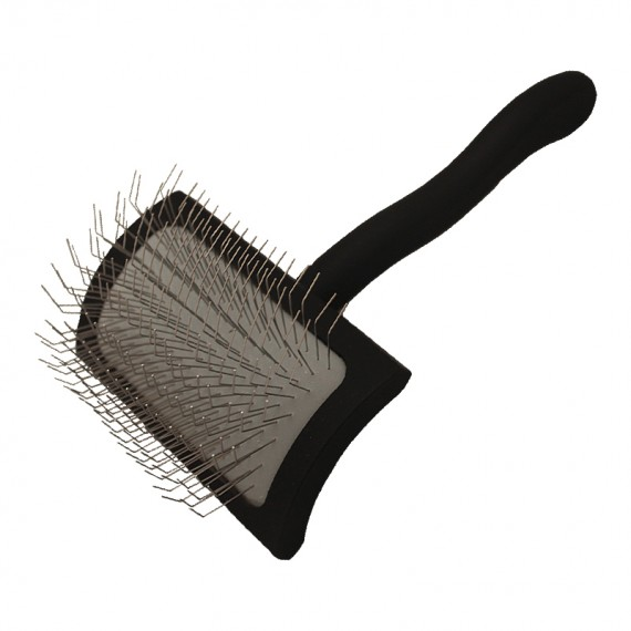 Chris Christensen Big-K Slicker Brush Black Medium