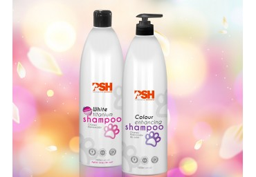 PSH White Titanium e Color Enhancing